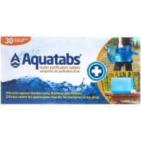 Aquatabs Water Purification Tablets 334 mg for 20L