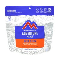 Mountain House Beef Stew Pouch - Two Serving