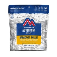 Mountain House Breakfast Skillet Pouch - Two Serving