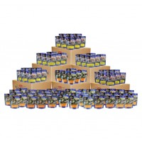 Mountain House 1 Month Meal Assortment, 96 Pouches