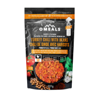 OMEALS Turkey Chili With Beans