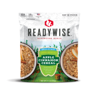 ReadyWise Appalachian Apple Cinnamon Cereal - 2.5 Serving