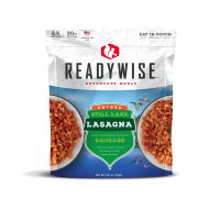 ReadyWise Still Lake Lasagna with Sausage - 2.5 Serving