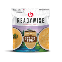 ReadyWise Open Range Cheesy Potato Soup - 2.5 Serving