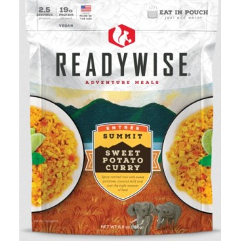 ReadyWise Summit Sweet Potato Curry - 2.5 Serving