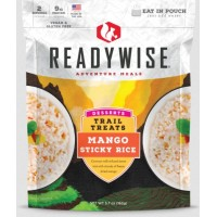 ReadyWise Trail Treats Mango Sticky Rice - 2.5 Serving