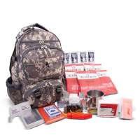 ReadyWise 64 Piece Survival Backpack - Camo