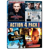 Reward Item: Action 4 Pack, Vol. 3: Archangel / Order of Chaos / Kill Your Darlings / Final Engagement DVD