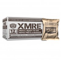 XMRE Meals Ready to Eat - Case of 12